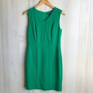 The Limited Green Sleeveless Dress Size 2